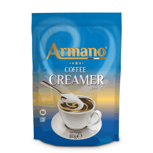 Coffee creamer Low Fat pouch 80g