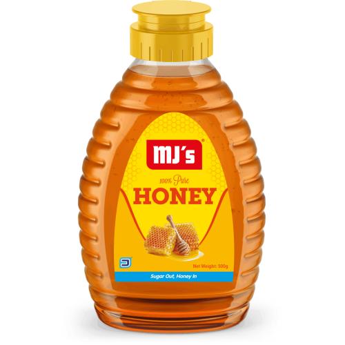 Honey-plastic-bottle-500g