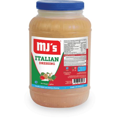 Italian 1gal Dressing