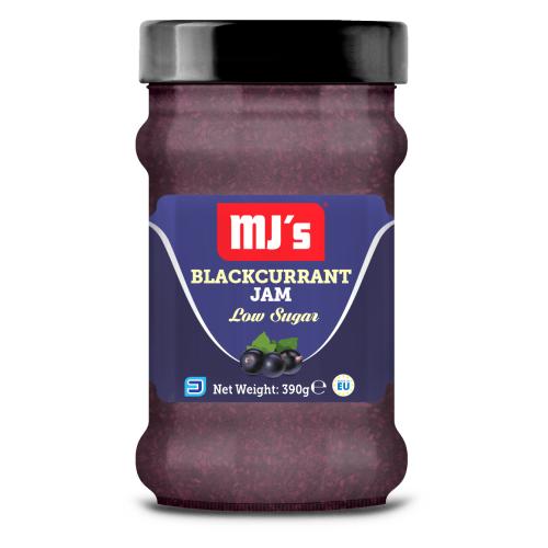 Jam Blackcurrant Low Sugar