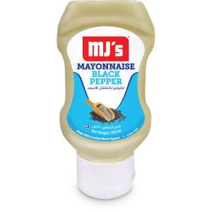 MJ's Mayo Black Pepper