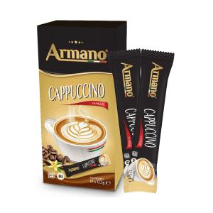 Cappuccino Vanilla 10x12.5g sticks