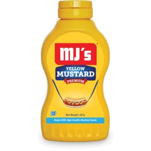 Yellow mustard 8oz