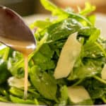 Salad with MJ's French Dressing