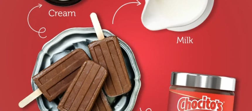 Chocito's Chocolate Hazelnut Ice Cream Recipe