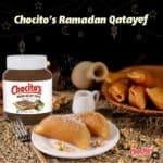 Chocito's Ramadan Qatayef
