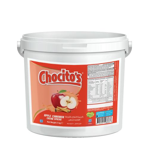 Chocito's Apple Cinnamon Cream Spread 5kg