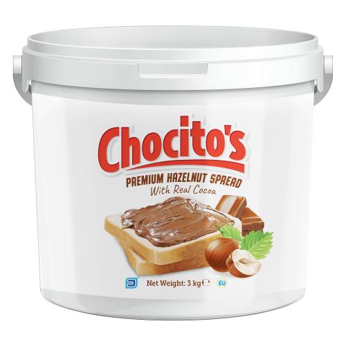 Chocitos Premium Tub 3kg