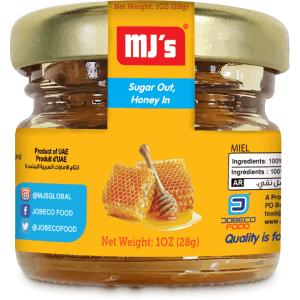 Honey 28g jar