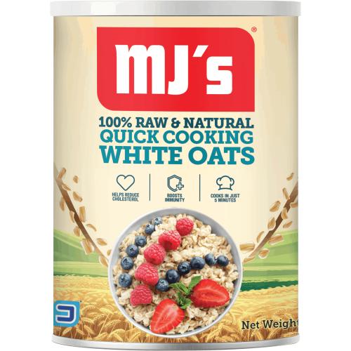 MJs Oats Tin 500g