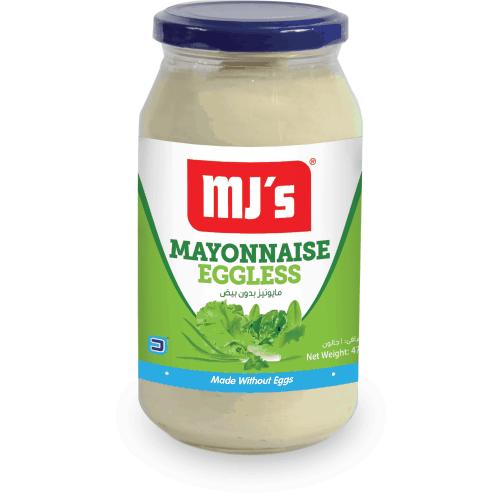 Mayo Eggless 16oz