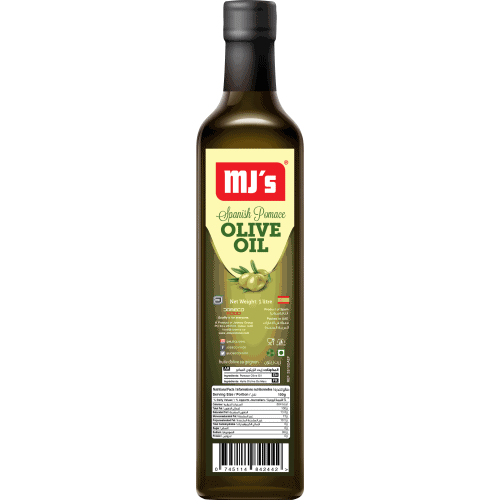 Pomace Olive Oil 1 litre