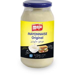 Mayonnaise Original 370ml Glass Jar
