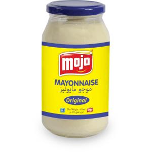 Mayonnaise Original 473ml Glass Jar