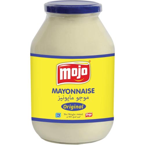 Mayonnaise Original 946ml Glass Jar